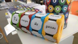 Totemigo, un objet ludique et innovant pour aborder les premiers apprentissages auprès des enfants.