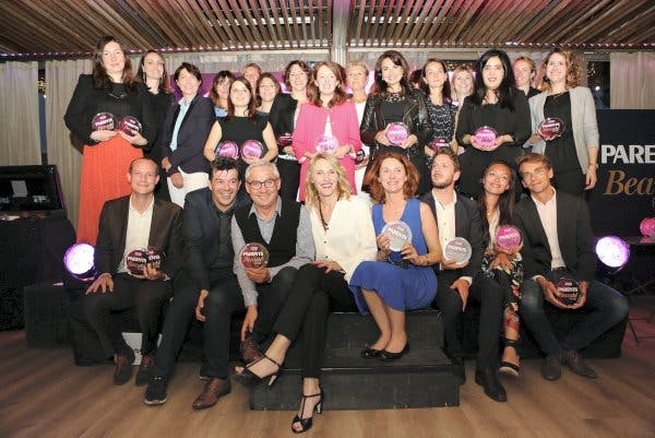 Lauréats Prix Parents 2018