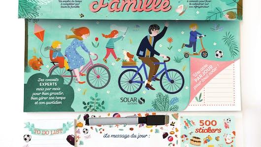 Le Calendrier Organiseur pour la Famille 2018-2019