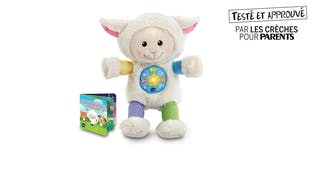 Mon mouton comptines câlines de VTECH Baby