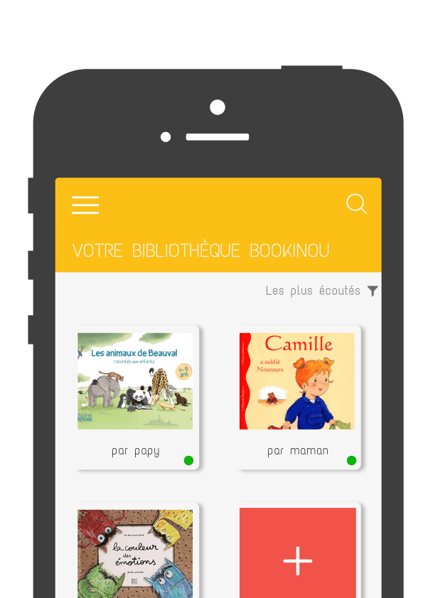 Bookinou application bibliothèque