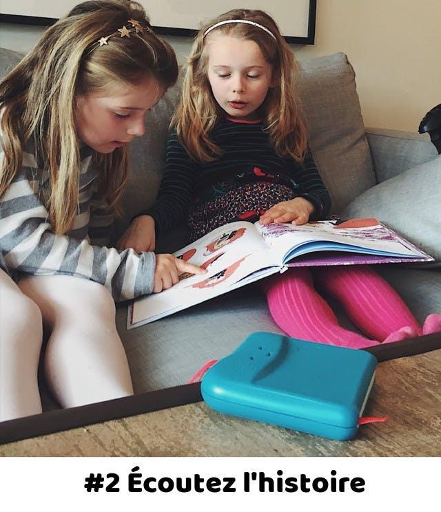 Bookinou enfants lecture livre jeunesse