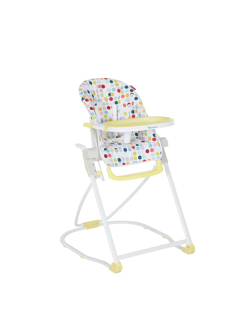 Comment bien choisir la chaise haute de bébé |