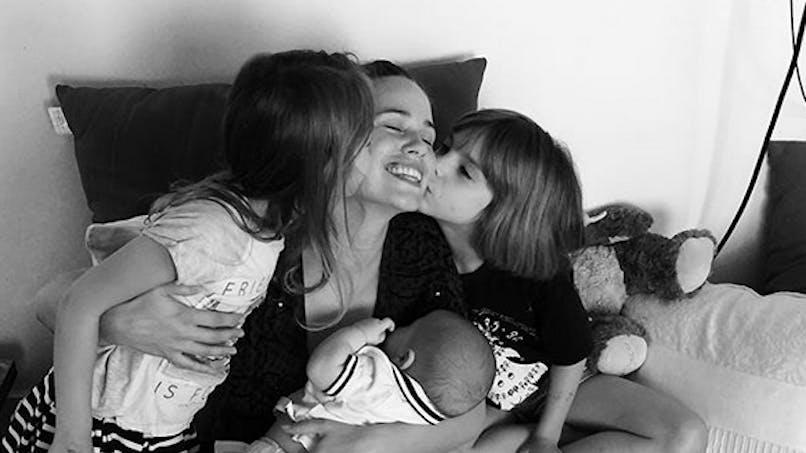 Kim Kardashian, Caroline Receveur, Laëtitia Milot... : le diapo des mamans stars (photos)