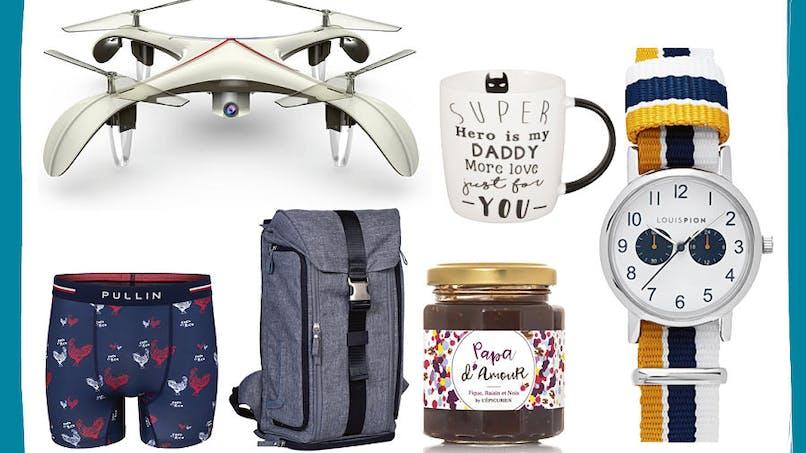 23 cadeaux top pour la Fête des pères (diaporama)