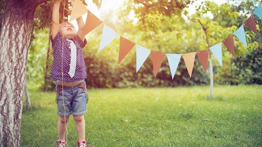 10 astuces pour simplifier un anniversaire d'enfant