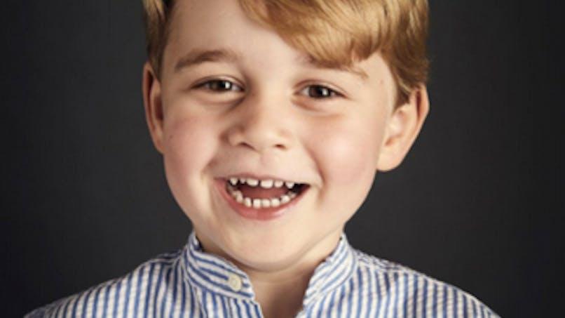 Le prince George visé par Daesh : la famille royale réagit