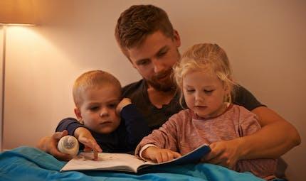 Un parent sur 4 admet modifier les contes pour enfants, jugés trop cruels