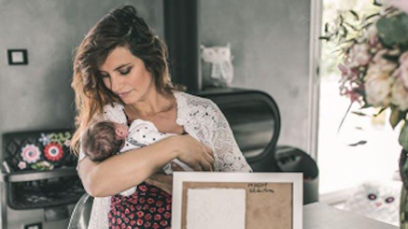 Laëtitia Milot se confie sur son accouchement