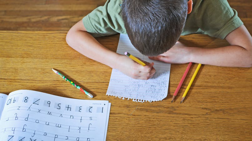 Glyphosate : un enfant écrit une lettre touchante à Emmanuel Macron