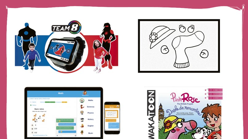 6 innovations pour enfants repérées au Salon Viva Technology 2018