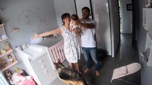 Laëtitia Milot dévoile une vidéo très intime de sa grossesse et de la naissance de sa fille