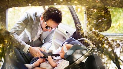 Quel siège-auto évolutif acheter pour bébé ?