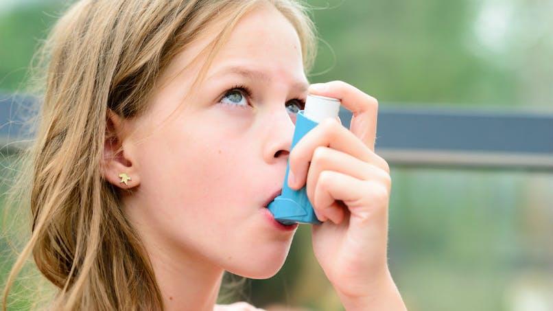 Asthme: mieux protéger les enfants grâce au vaccin contre la grippe