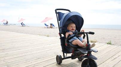smarTfold de smarTrike le nouveau tricycle pour les petits