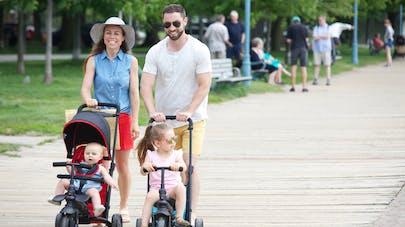 smarTfold le tricycle évolutif et pratique de smarTrike