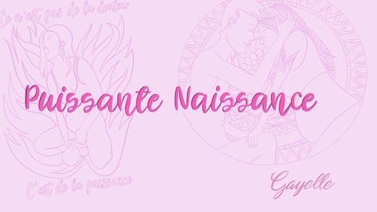 Puissante Naissance, un livre de coloriages sur le thème de l'accouchement.