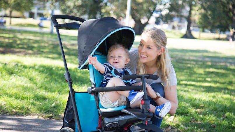 smarTrike, l'innovation au service de votre bébé