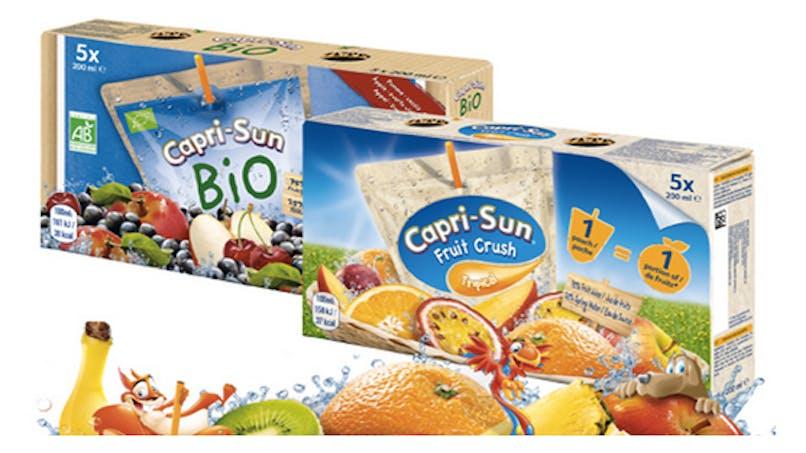 Obésité infantile: Capri-Sun, une boisson à éviter pour les enfants