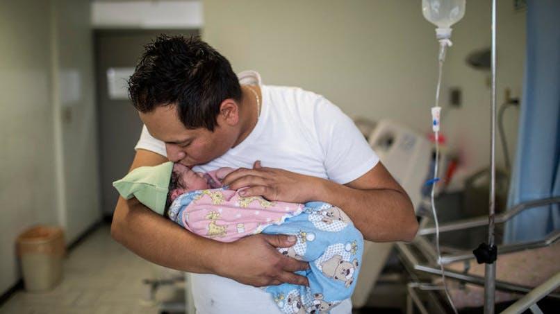 Une nouvelle campagne de l'Unicef met les papas à l'honneur (diapo)