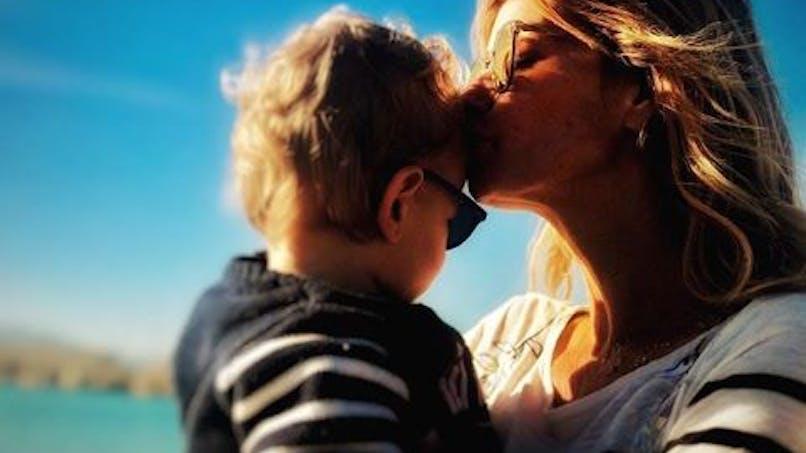 Ingrid Chauvin dévoile des photos de Tom bébé pour ses 2 ans