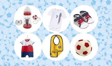 Coupe du monde de football de 2018 : les bébés sont fans ! (diaporama)