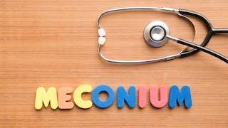 Tout savoir sur le méconium, les premières selles de bébé