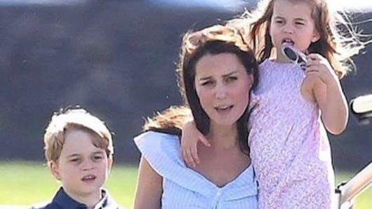 Kate Middleton: comment a-t-elle déjà retrouvé la ligne?