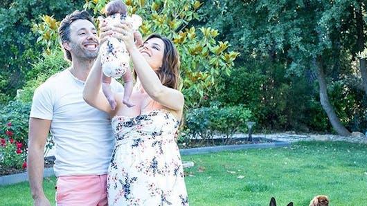 Début de régime pour Laëtitia Milot, Kylie Jenner au naturel, Ingrid Chauvin comblée : le diapo des mamans stars