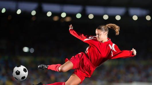 Football féminin: pourquoi la traumatologie est différente de celle des hommes