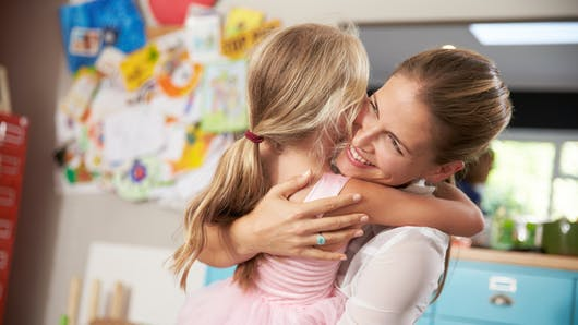 Une maman raconte comment la distance l'a aidée à devenir une meilleure mère
