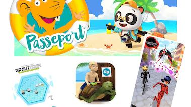 Parents et enfants : le top des applications mobile à télécharger pour les vacances !