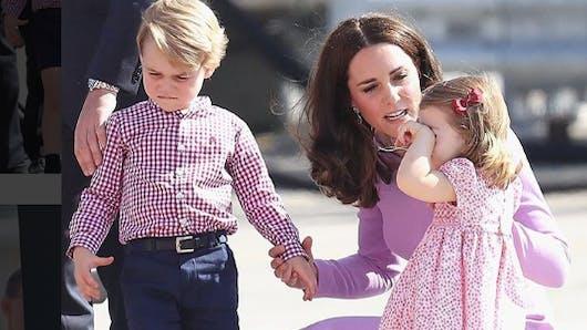 Prince George: mais pourquoi porte-t-il toujours des shorts?