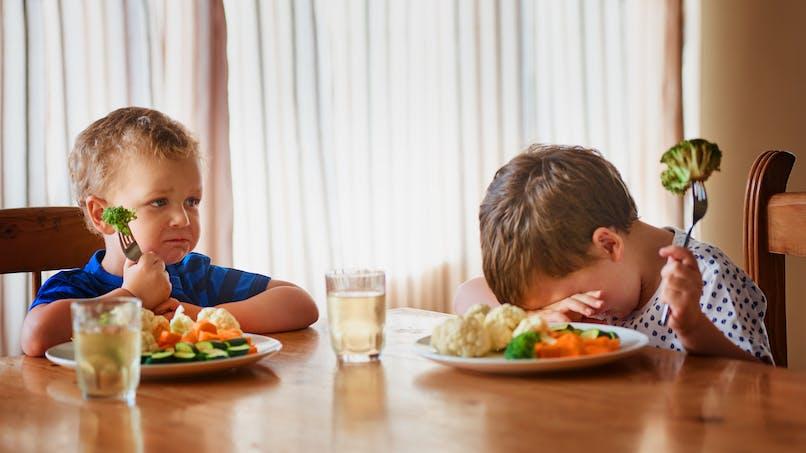 Canada : un enfant appelle la police pour se plaindre de son repas