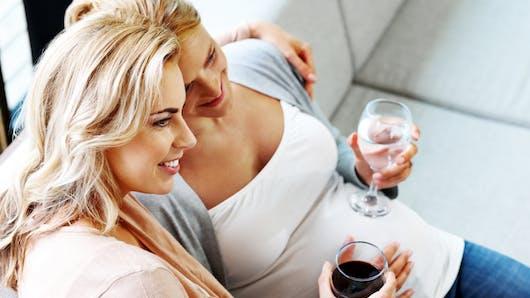 Zéro alcool pendant la grossesse: le logo va être agrandi