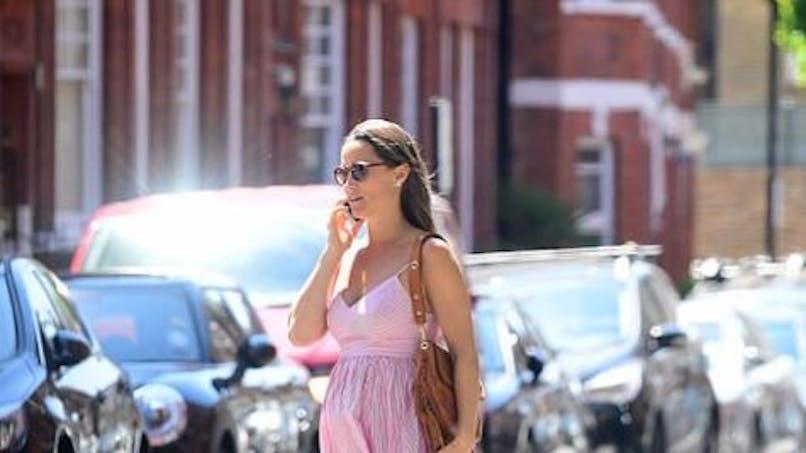 Pippa Middleton enceinte : ce qu'elle va copier sur Serena Williams pendant sa grossesse