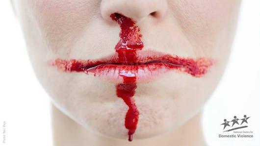 Coupe du Monde de Football de 2018: la campagne choc de prévention contre les violences conjugales (photos)