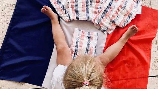 Equipe de France : nos footballeurs sont de vrais papas poules ! (diaporama)