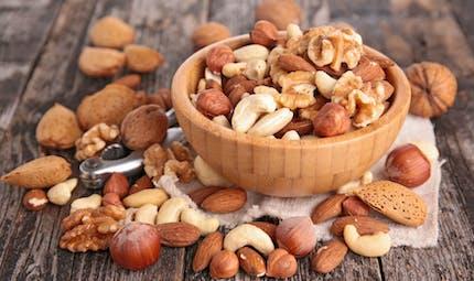 Des noix pour stimuler la fertilité masculine?