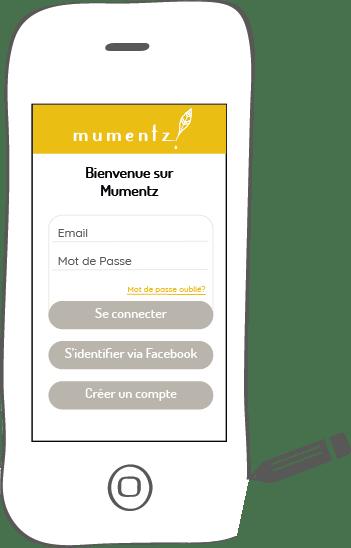 Mumentz mobile