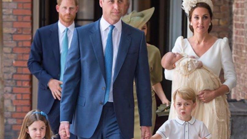 Prince Louis: pourquoi l'a-t-on baptisé le 9 juillet?