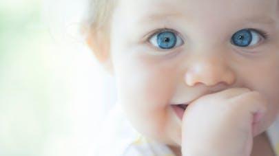 nez de bébé
