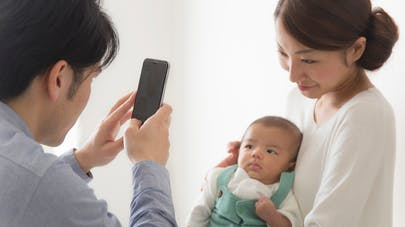 Pourquoi nous devrions prendre plus de photos de famille