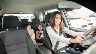 64 % des enfants témoins d'une attitude risquée de leurs parents au volant