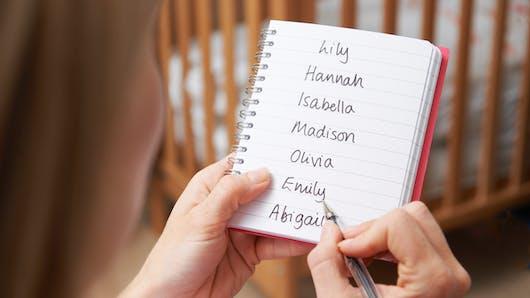 Prénoms de la semaine : Charlotte, Claudia, Pamela