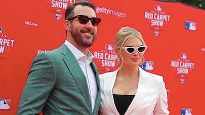 Kate Upton et Justin Verlander