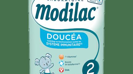 Nouveau: un lait infantile composé d'une protéine du lait maternel