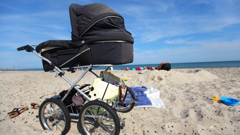 Canicule : pourquoi il ne faut pas couvrir la poussette de bébé (vidéo)