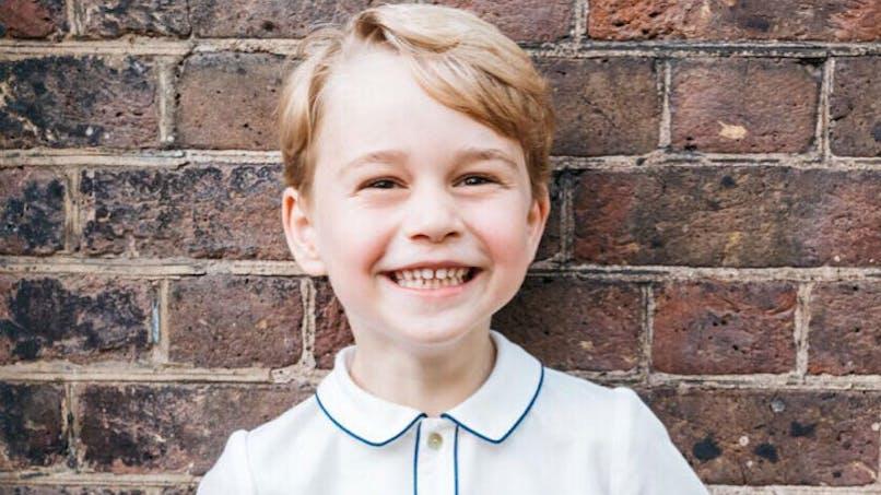 Le prince George : son look lui permet d'intégrer un palmarès