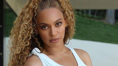 portrait de Beyoncé